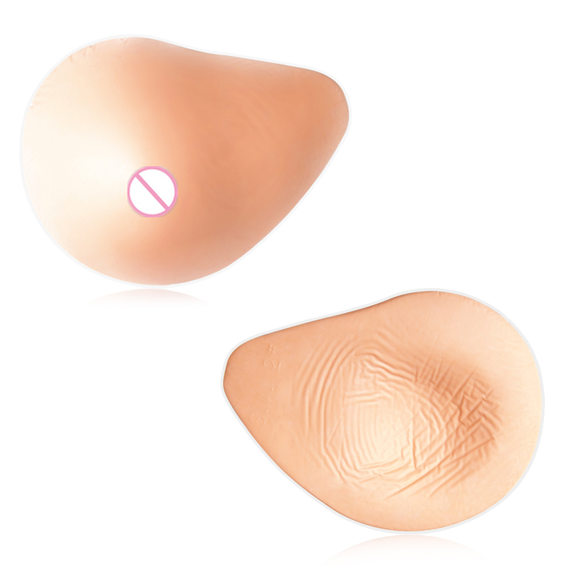 Light Weight Mastectomy  Silicone Breast Prosthesis Artificial Boobs Breasts of Women Without Bra For Breast Cancer breast form bra mastectomy bra designed with pocket bra for silicone breast prosthesis