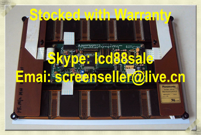 Best Price And Quality  MD400F640U2   Industrial LCD Display