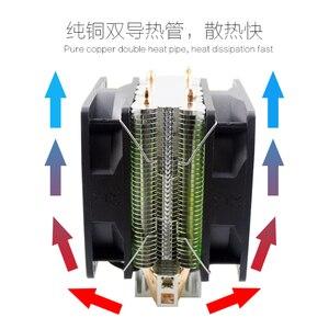 Image 5 - 180W דיגיטלי סוללה בודק קיבולת כוח אספקת מחוון dc 12V אלקטרוני עומס 18650 פורק הנגד usb לבדוק מבחן