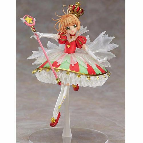 Anime Card Captor Sakura Sakura Kinomoto 1/7 Scale Painted PVC Figure Toy Collectibles Model Doll 586