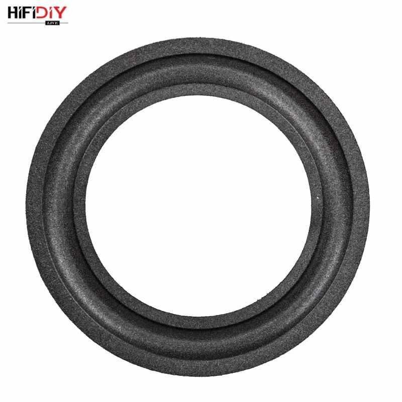 HIFIDIY LIVE 2-12 дюймовый динамик вуфера ремонт Запчасти аксессуары пены край Раскладывающееся кольцо сабвуфер (50 ~ 290 мм) 3 3,5 4 5 6,5 8 10