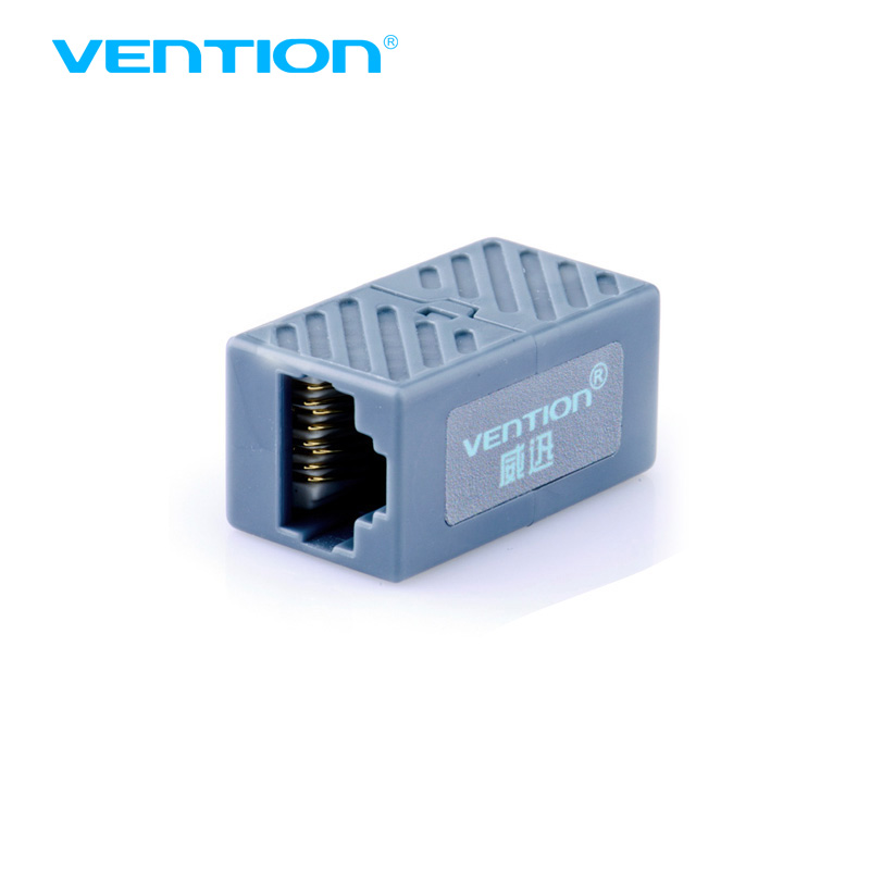 Vention 8P8C RJ45 Cat 6 Connector Network Cable Adapter 1 pcs