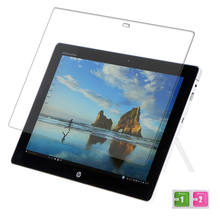 TABLET Kaca untuk HP Elite X2 1012 G1 Tempered Kaca Film 12 Inci Tablet PC Pelindung Layar 2D Edge 9 H Transparan(China)