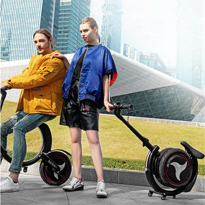 Daibot Mini Electric Bicycle Two Wheel Electric Bicycle 14 Inch 350W 36V 32KMH Foldable Portable Adults Electric Bicycle Bike   (8)
