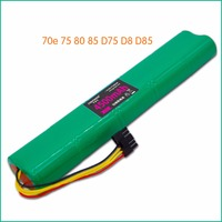 Igh Quality NI MH 12V 4500mAh Replacement Battery For Neato Botvac 70e 75 80 85 D75