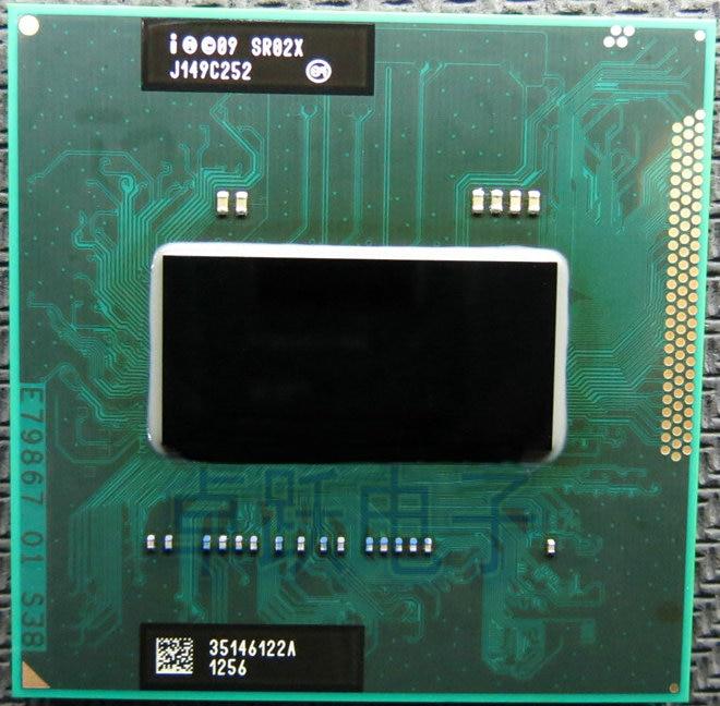 Оригинальный intel I7 2860QM 2,5G-3,6G 8M SR02X CPU HM65 HM67 оригинальная официальная версия ноутбук, четырехъядерный процессор, восемь нитей