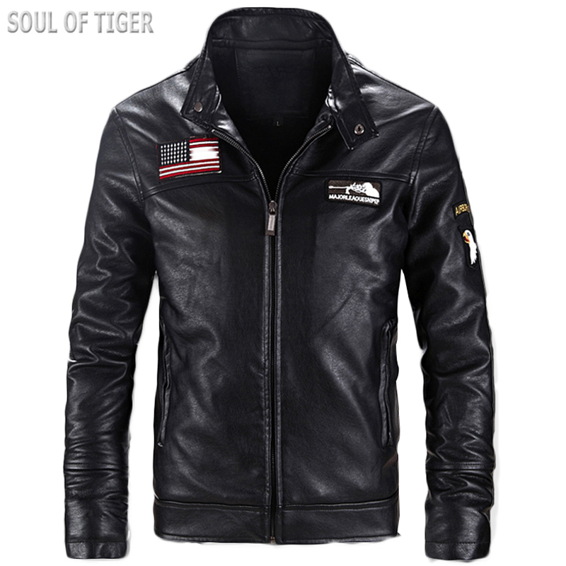 Compare Prices on Mens Leather Military Jacket- Online Shopping ...