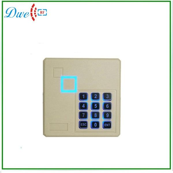 DWE CC RF No Control Panels single door access controller with white colorDWE CC RF No Control Panels single door access controller with white color