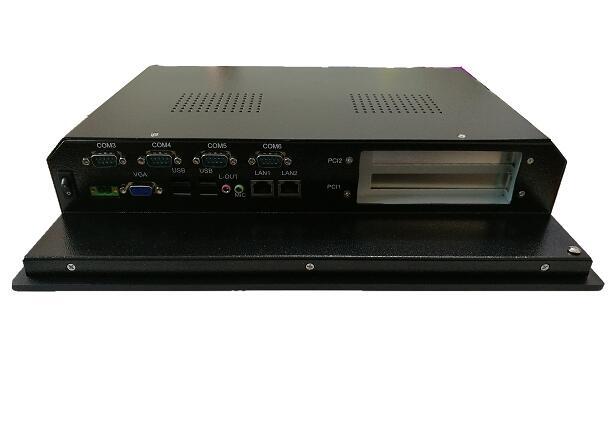 15-inch industriële pc met aanraakscherm, 2 * PCI-uitbreidingsslots, - Industriële computers en accessoires - Foto 2