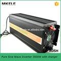 MKP3000-482B-C универсальная розетка 3000 Вт Инвертор 48 В инвертор 220vac чистая синусоида инверторы с зарядным устройством
