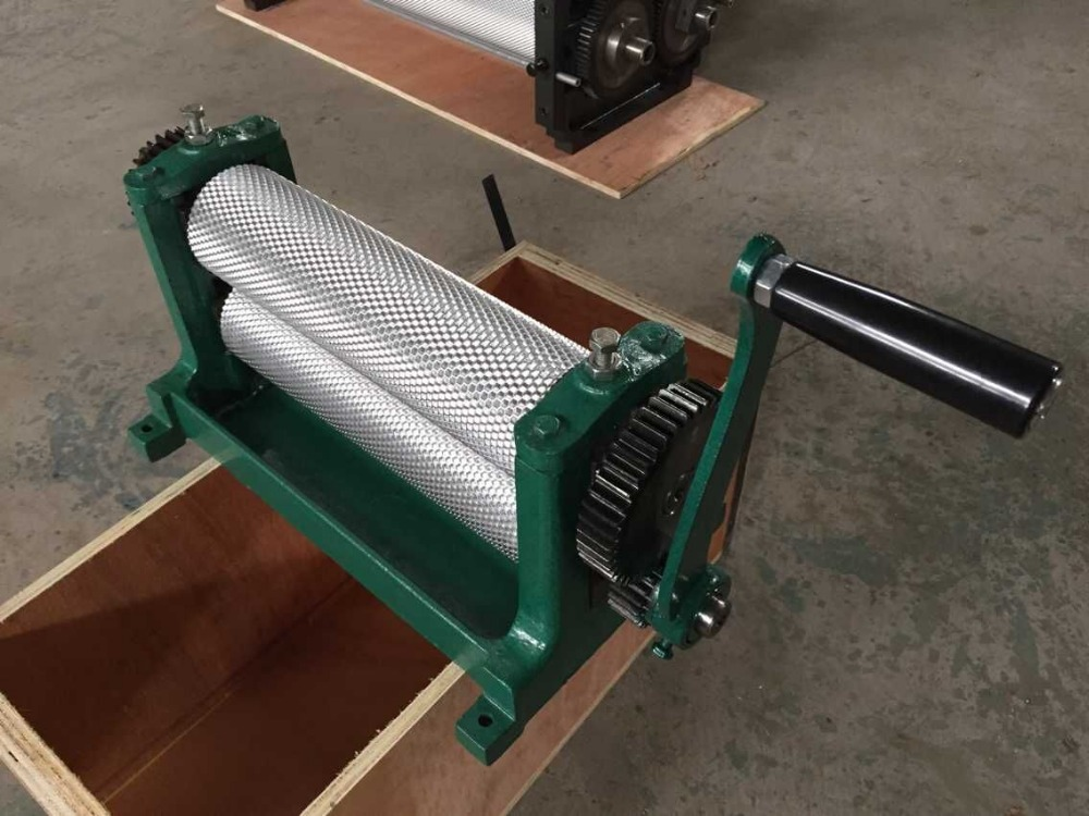 High Quality  Manual Beeswax Comb Foundation  Machine 86*250mm