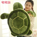 1Pcs 40cm Cute Green Sea Turtles / Tortoise cushion pillow Plush Toys,NICI Turtle Plush Toys doll for kids gift