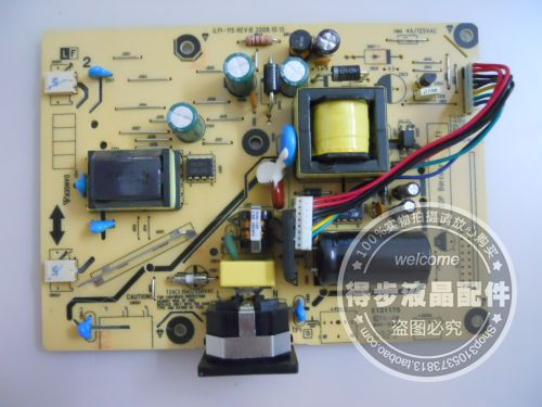 Free Shipping>Original  V193HQ power board ILPI-115 491721400100R package good measure Condition new-Original 100% Tested Workin free shipping original 1908fp driver board 4h 05401 a02 logic board package test good condition new original 100% tested workin