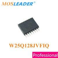 Mosleader W25Q128JVFIQ SOP16 100 PCS 100 0 PCS W25Q128 Original Hohe qualität-in Ersatzteile & Zubehör aus Verbraucherelektronik bei