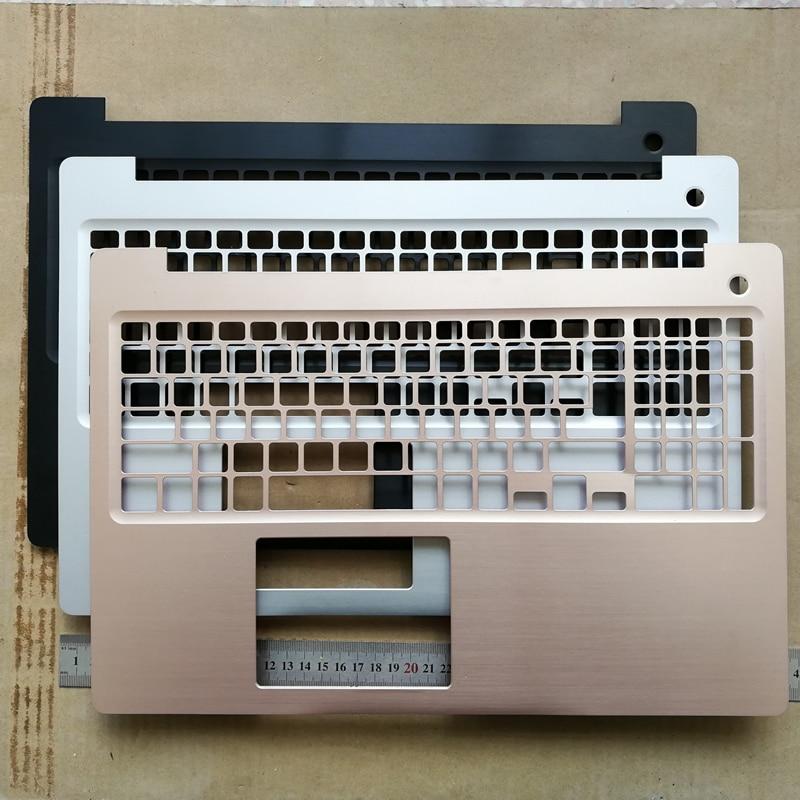 Novo portátil para dell inspiron 5000 ins 15 5570 15-5570 ap21c000800 dpn 0v1h3j superior caso base capa palmrest