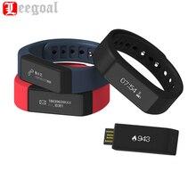 Оригинальный I5 плюс Смарт Браслет Спорт Bluetooth 4.0 Смарт-часы Фитнес трекер здоровый SmartBand сна наручные напоминание браслет