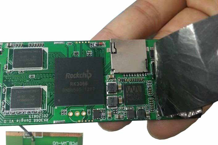 US $45 95 |Latest Firmware WiFi Plus Version Mini PC UG802 Dual Core RK3066  1 6GHz Cortex A9 Stick MK802 III Android 4 0 HDD Player TV Box-in Mini PC