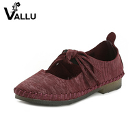 New Arrival Flat Shoes Woman Genuine Leather Super Soft Casual Shoes Fringe Low Heel Handmade Comfortable