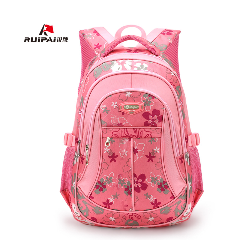 RUIPAI School Bags Backpack Schoolbag Fashion Kids Lovely Backpacks For Children Teenage Girls Boys School Student Mochila ...