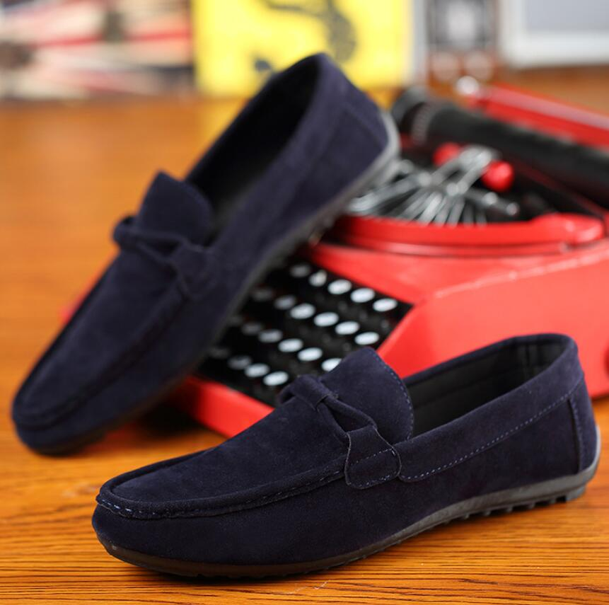 SAGYUA Male Newest Fashion Spring Autumn Casual Loafers Hombre Men - Men's Shoes - Photo 5