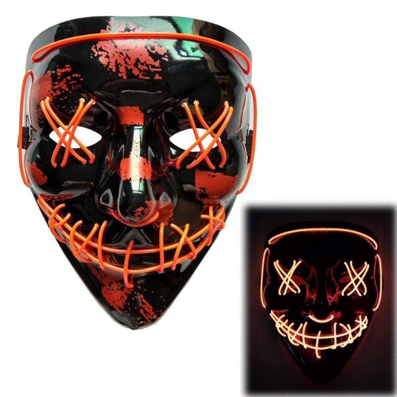 Halloween LED Purge Masks  5