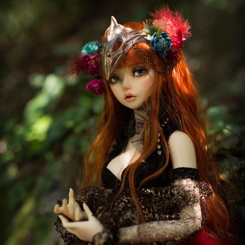Fairyland FairyLine60 Ria bjd doll 1/3 body model reborn baby girls boys doll High Quality toys OUENEIFS