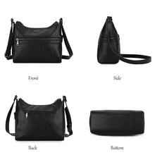 Women Crossbody Bags Luxury PU Leather