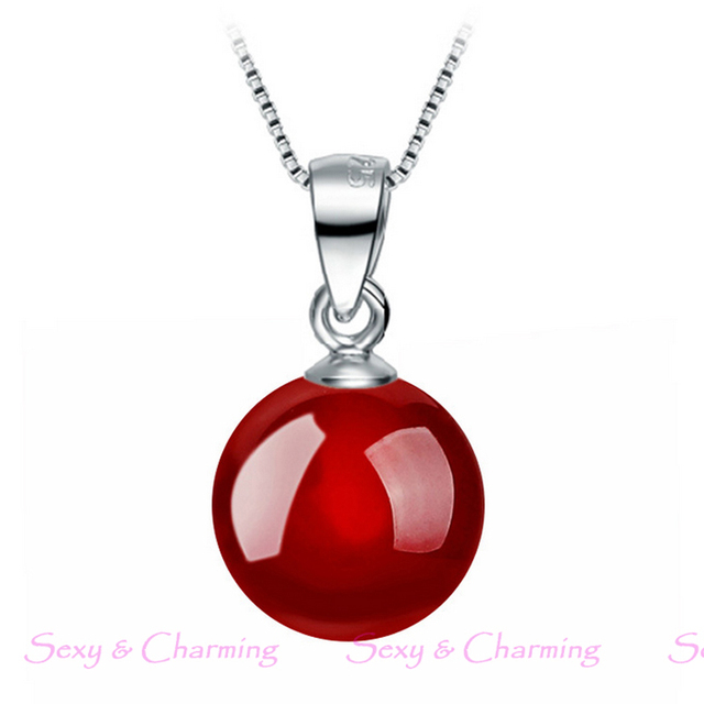 pendant necklace b gems carnelian shop happiness red kelvin