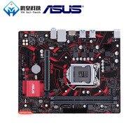 Original Used Desktop Motherboard Asus Intel B360 Asus EX B360M V3 LGA 1151 Core i7/i5/i3/Pentium/Celeron DDR4 32G Micro ATX