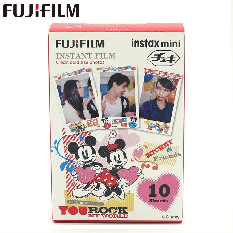 Cubierta Duro 8 películas Álbum de Fotos Negro Para Fuji Instax Mini Japón Nueva Marca