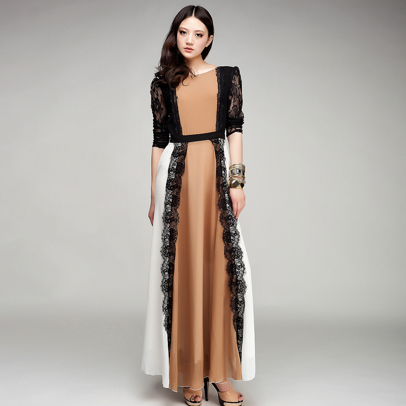 Long Spring Dresses