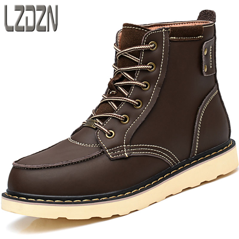 Big Martin boots boots suede shoes and shoes in winter in the warm winter cotton shoes hook boots shoes high big yards for women s shoes in the fall and winter of 2016 high thickening bottom anti slip with warm confined new fashion shoes