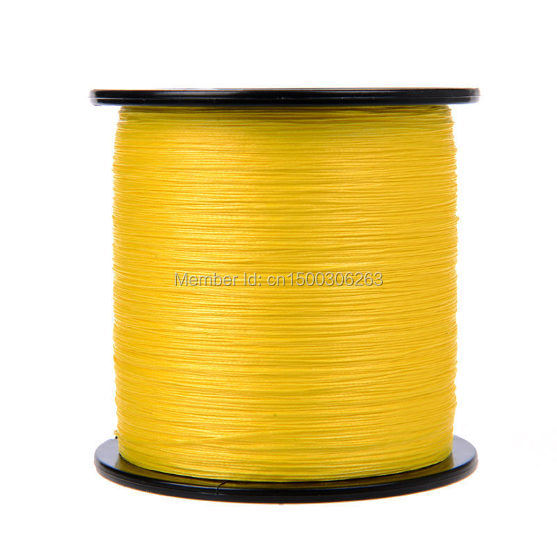 8 Strands 500M Yellow (3)