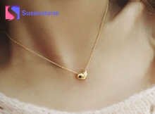 susenstone 2017 New Style Infinite-Love Pendant necklace  Statement Clavicle Chains Necklace For Women Jewelry FreeShipping#0412