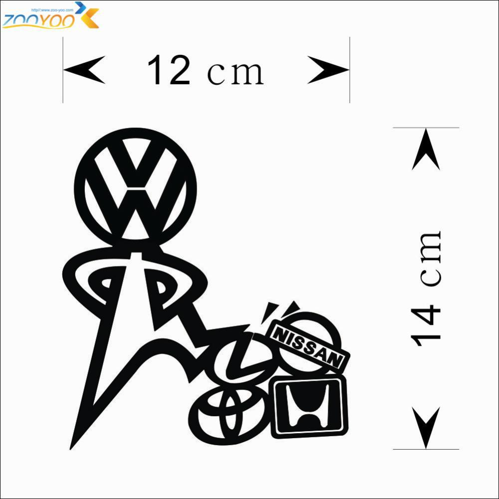 Cool car styling stickers car decorations vinyl wall decals waterproof tile stickers vw say no to janpan on aliexpress com alibaba group