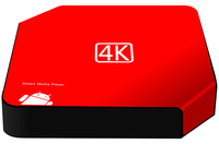 4K Android Smart TV Box KT 611 Exclusive Design RK 3229 Quad Core Cortex A7 1GB