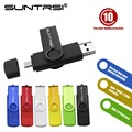 Suntrsi OTG USB Flash Drive USB 2.0 Pen Drive Смартфон Pendrive Flash Memoria USB Stick Micro USB Портативный Флэш-Памяти диск