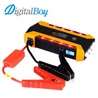 New Car Jump Starter 600A Peak 20000mAh Portable Auto Battery Power Bank LED Display 4USB Phone