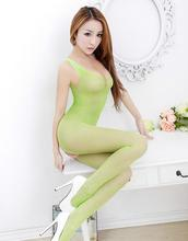 Free off stockings Transparent sexy lingerie temptation to open files netting women coveralls socks pants 10033