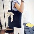 Ybyt marca 2017 nuevo ocio del bromista arco compuesto hotsale de las señoras de las mujeres satchel bolsos de compras grandes bolsas de hombro capacidad