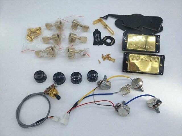 Guitar Pickups Guitar Wiring Harness Tuners Pegs guitar pickguard ...