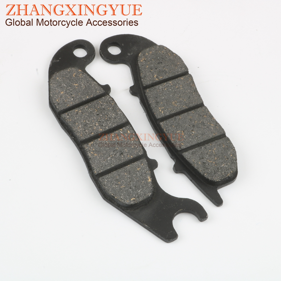 Cyleto Rear Brake Pads for CBR125 CBR 125 2011 2012 2013