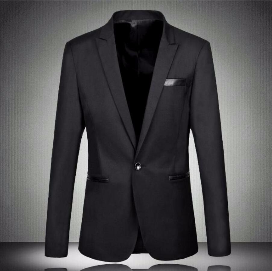 12.1 Autumn Formal Suit Jacket Slim Fit Tuxedo custom Fashion Bridegroom Men\'s Business Dress Blazers high quality suits jacket