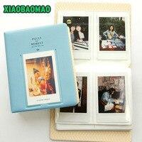 Free Shipping 64 Components Mini Size 3 Inch Polaroid Photo Album For Instax Mini Film Size