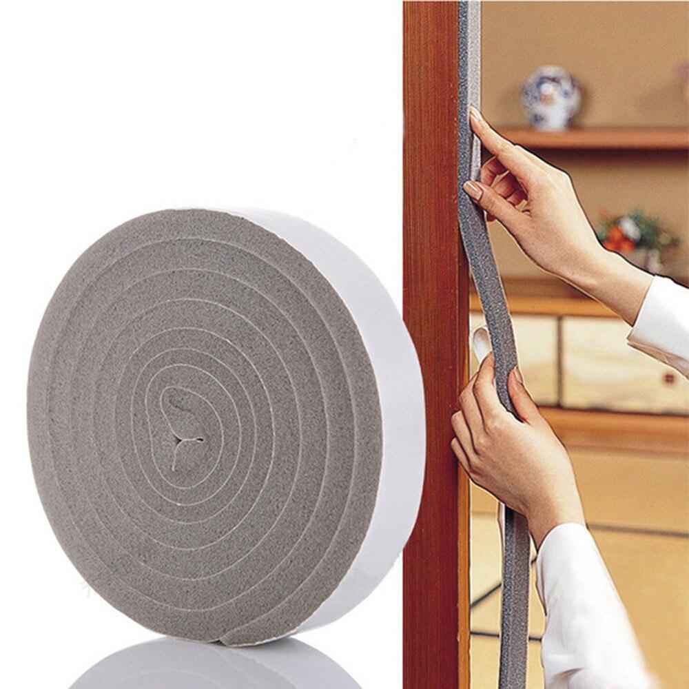 Joint Phonique Porte Coulissante €2.88 8% de réduction autocollants pratiques pour la maison insonorisé  porte fenêtre mousse bande adhésive bande joint isolation phonique excluant