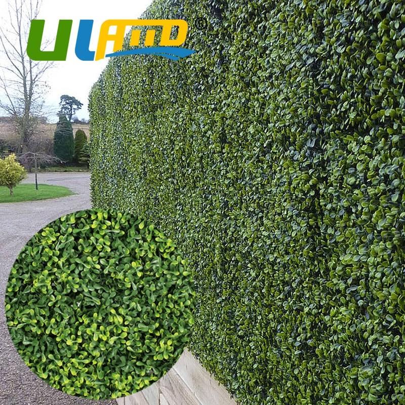 Aliexpress Com Buy Uland Artificial Boxwood Hedges