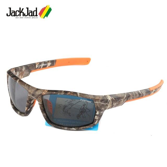 28b230cfcaf01b JackJad 2017 Mode Sports de Plein Air Camouflage lunettes de Soleil  Polarisées Lunettes de Conduite Pêche