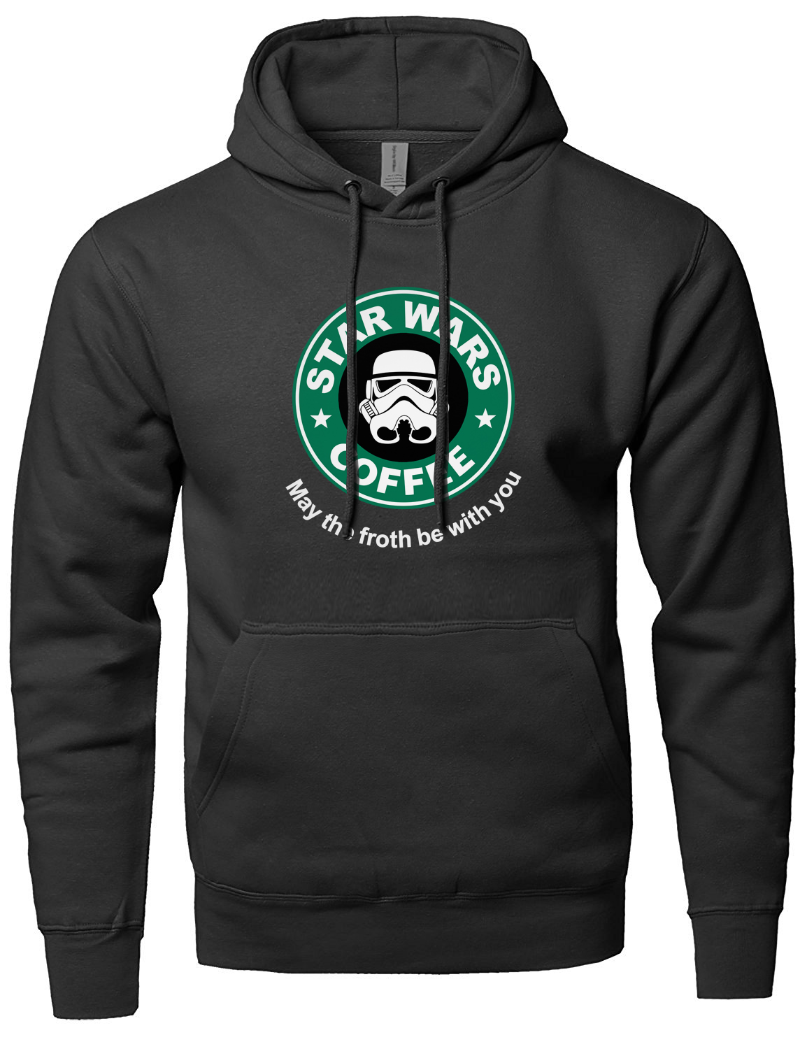 hot sale hoodie men Star Wars fashion brand-clothing 2019 new spring winter men sweatshirts fleece hooded men sudadera hombre
