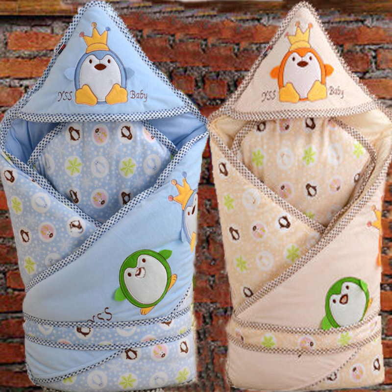 0 6month whiter Baby blanket wrap double layer fleece baby swaddle bebe envelope sleeping bag for newborns baby bedding blanket in Quilts from Mother Kids