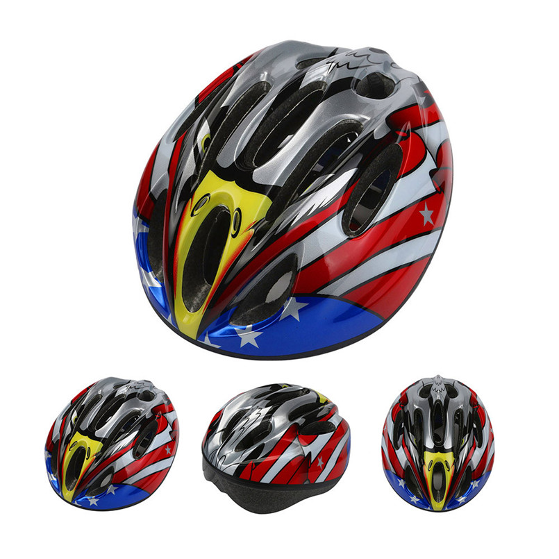 Bicycle Helmets Safety Child Matte Black Girl Boy Bike Helmet Mountain Road Bike Integrally Molded Cycling Helmets In Bicycle Helmet From Sports